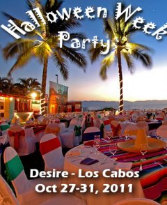 Desire Week - Cabo Haunting Resort Take-Over