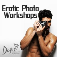 Erotic Photo Workshops with Martin Perrault and Bianca Beauchamp