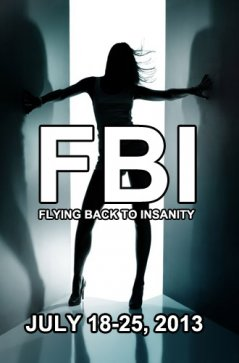 Flying Back to Insanity