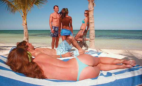 Mexico all inclusive adults only vacation packages