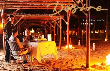 Fan the flames of passion with a Romantic Gazebo Dinner