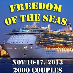 Freedom 2013 8 day Carribean Cruise