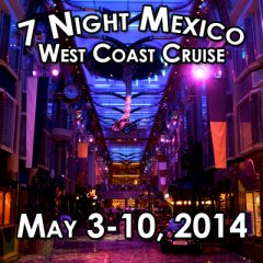 Celebrity Century West Coast Takeover Cruise