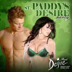 St. Paddy's Desire Party